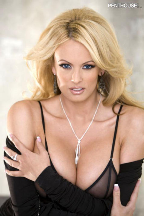 Porn star Stormy Daniels in lingerie. Posted by Staff (02/10/2009 @ 10:27 pm ...