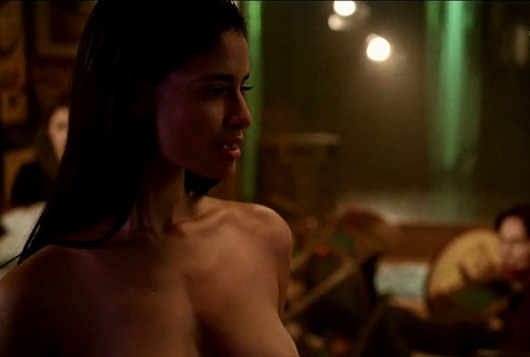 Jessica Clark Lilith True Blood screen shot